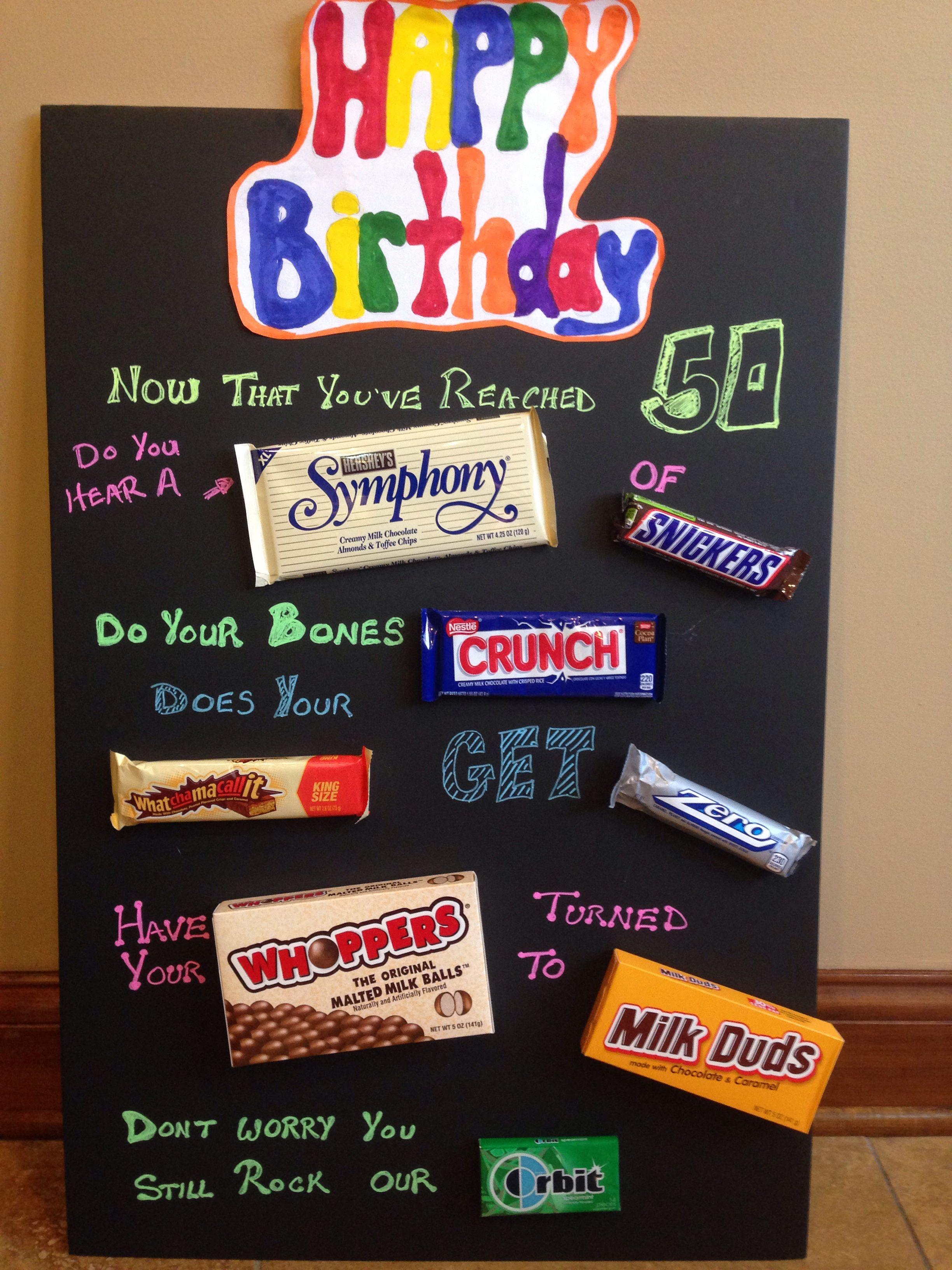 Birthday Posters Ideas