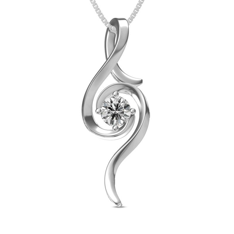 17 best examples of single diamond necklace diamond necklace 17 best examples of single diamond necklace aloadofball Image collections