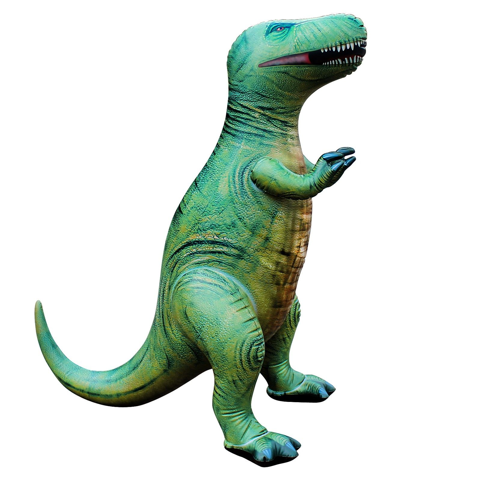 Men S Jurassic Park T Rex Inflatable Adu Tyrannosaurus Dinosaur