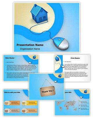 Mortgage Real Estate Powerpoint Template is one of the best - mortgage templates