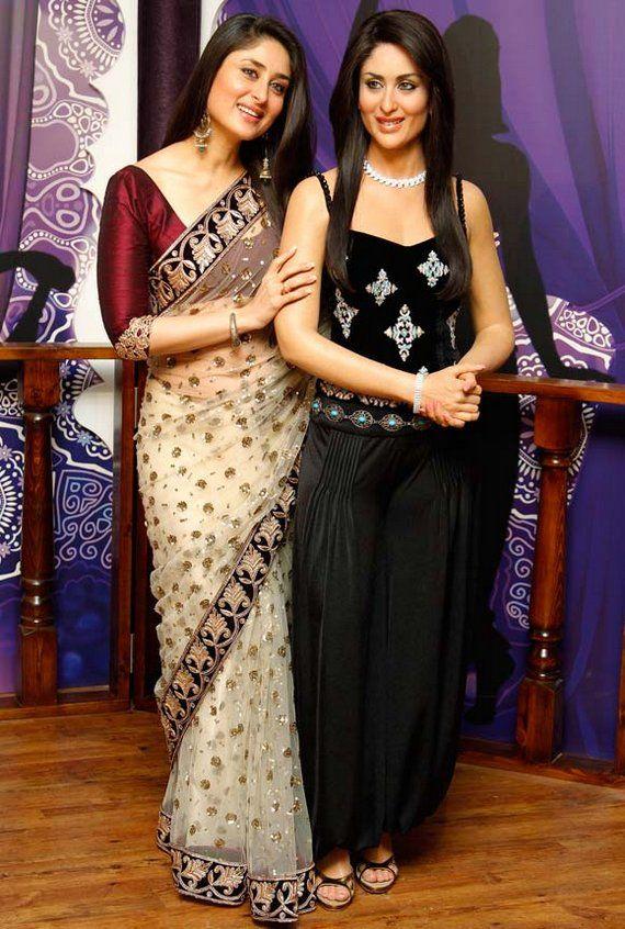 Jab We Met Costume Saree Designs Kareena Kapoor Saree Bollywood Designer Sarees