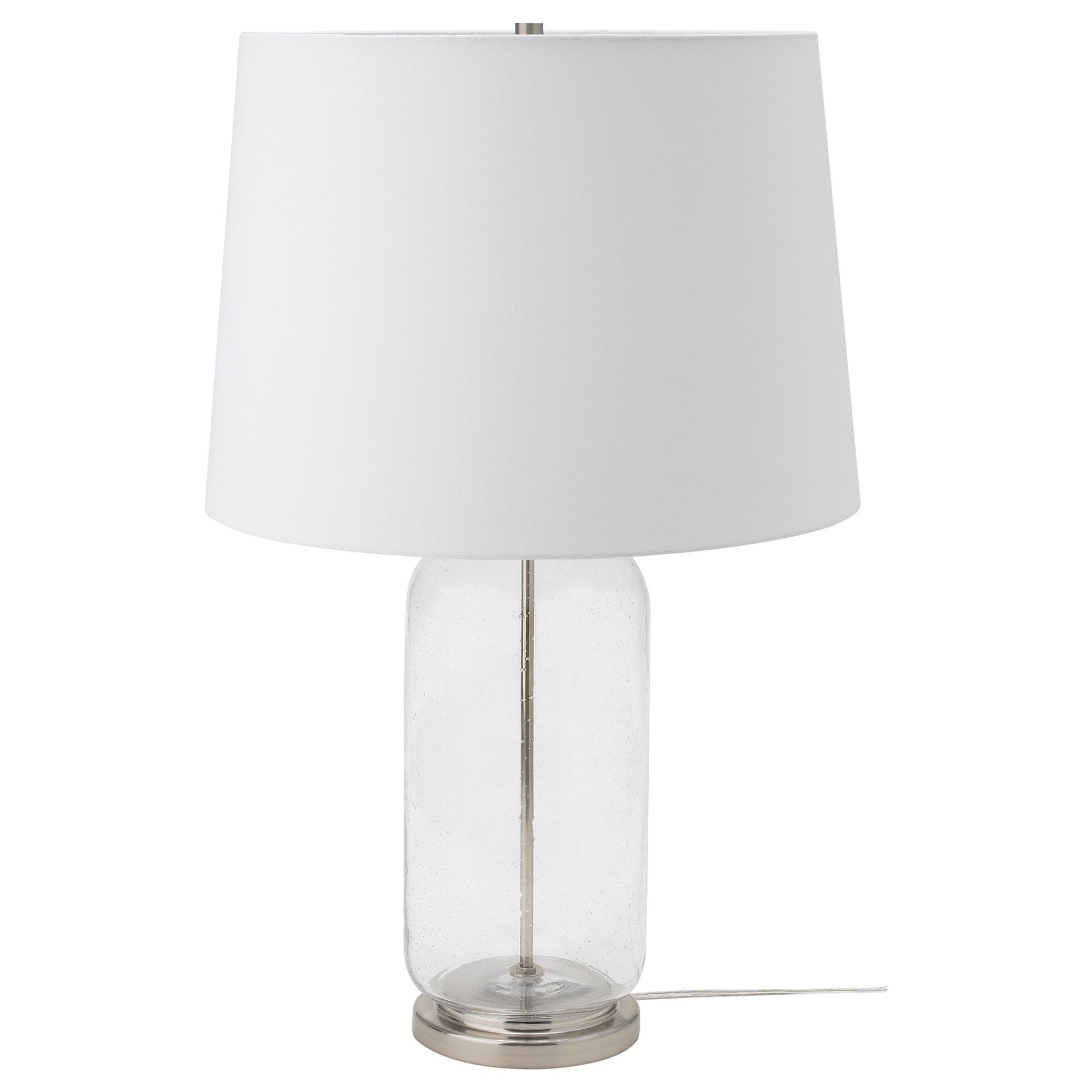IKEA US Furniture and Home Furnishings | Lamp, Glass table