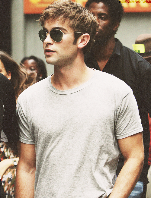 chace crawford, Oh yes!