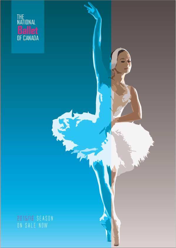 ballet flyer sample design posters n flyers pinterest