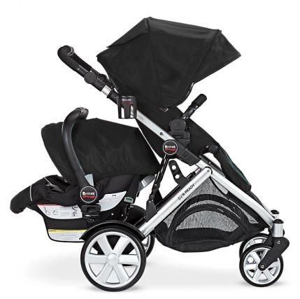 Best Double Strollers 2019 For Multiple Kids Parenting Britax B Ready Double Strollers Stroller