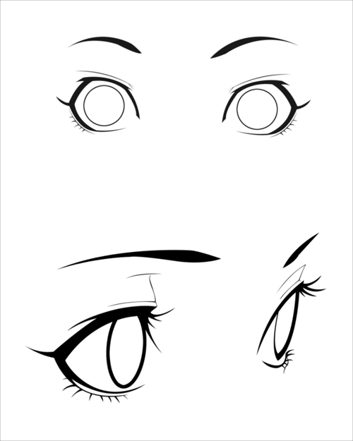 Eyes Drawing In 2020 Anime Eyes Female Anime Eyes Anime Faces Expressions