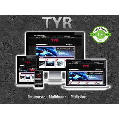 Premium #prestashop template for PS 1.6: Tyr http://catalogo-onlinersi.net/en/home/469-tyr-prestashop-responsive-template.html