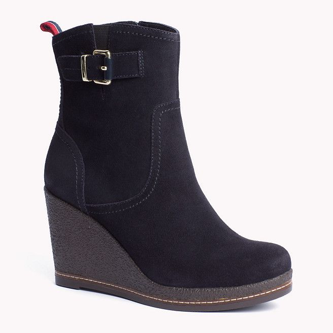 Tommy Hilfiger Natalie Boot - midnight (Grey) - Tommy Hilfiger Boots - main image