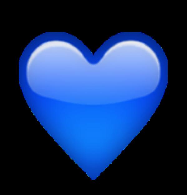 Pin By Hadia Hashimy On Milye Oboi Blue Heart Emoji Heart Emoji Emoji
