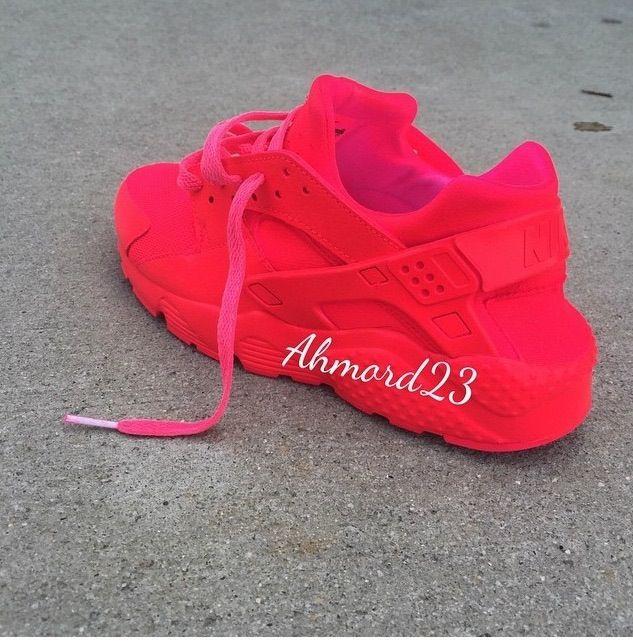 e9f003ae2a6b all hot pink huaraches 00e5732a51ede5d5e313d31f86215937