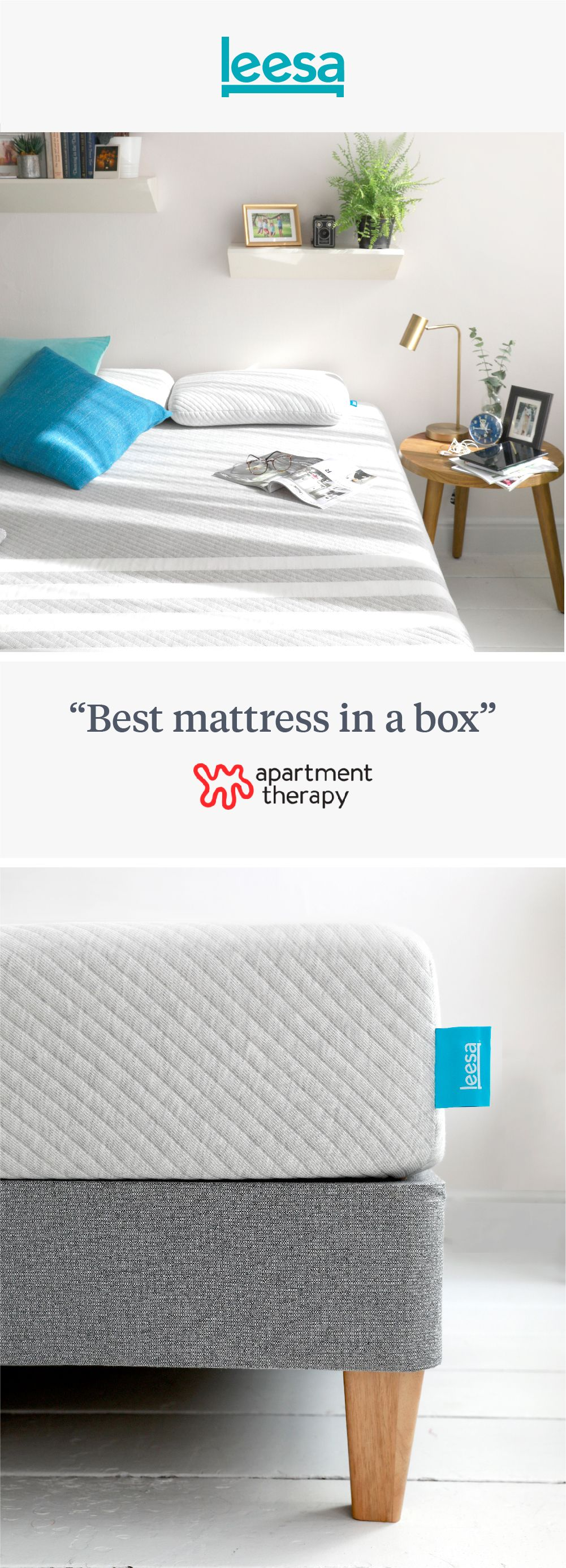 Get 150 Off A Leesa Mattress Plus A Free Leesa Pillow For A Limited Time During Our Sale A Bet Living Room Decor Rustic Home Decor Bedroom Natural Home Decor