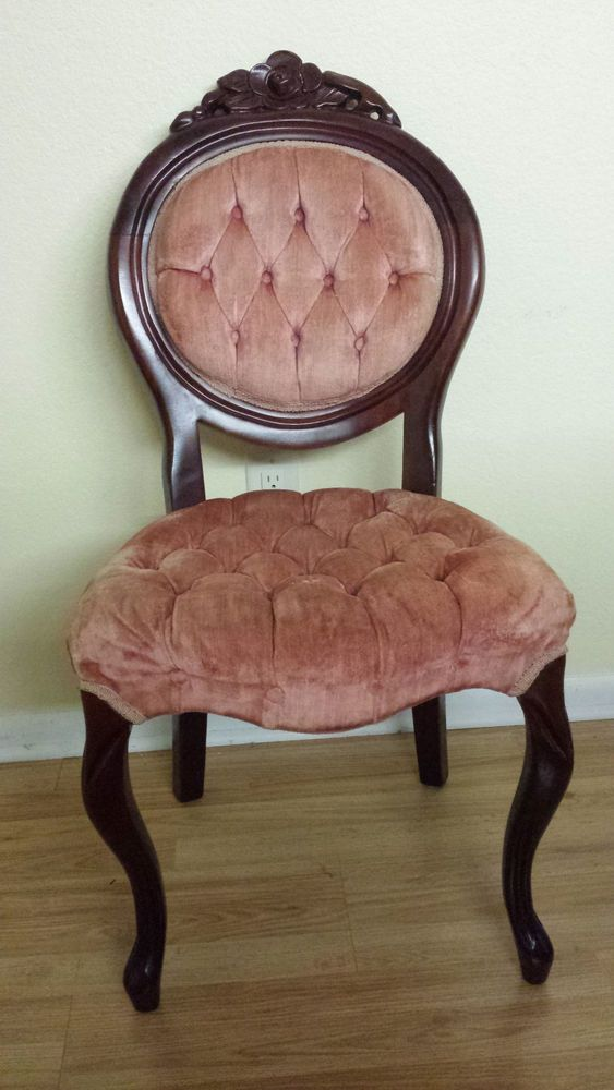 Pink Dining Chairs Ebay