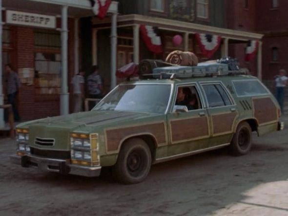 Wagon Queen Family Truckster From National Lampoon S Vacation