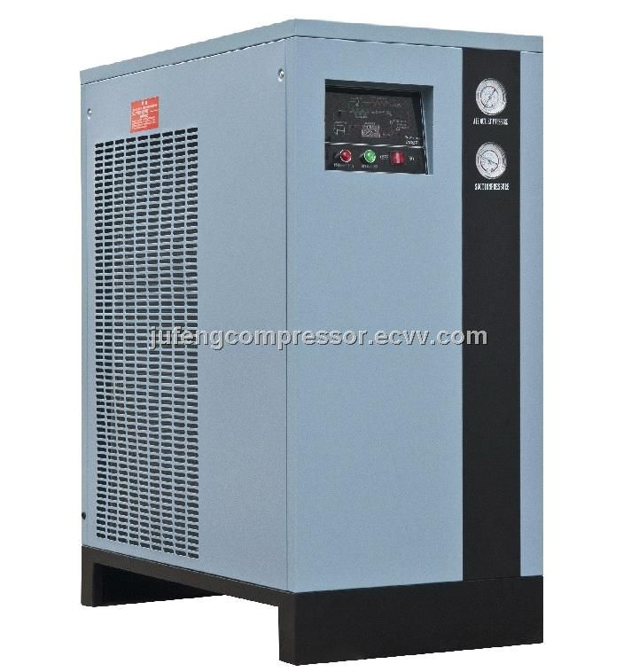 Refrigerated Compressed Air Dryer For Air Compressor Ce