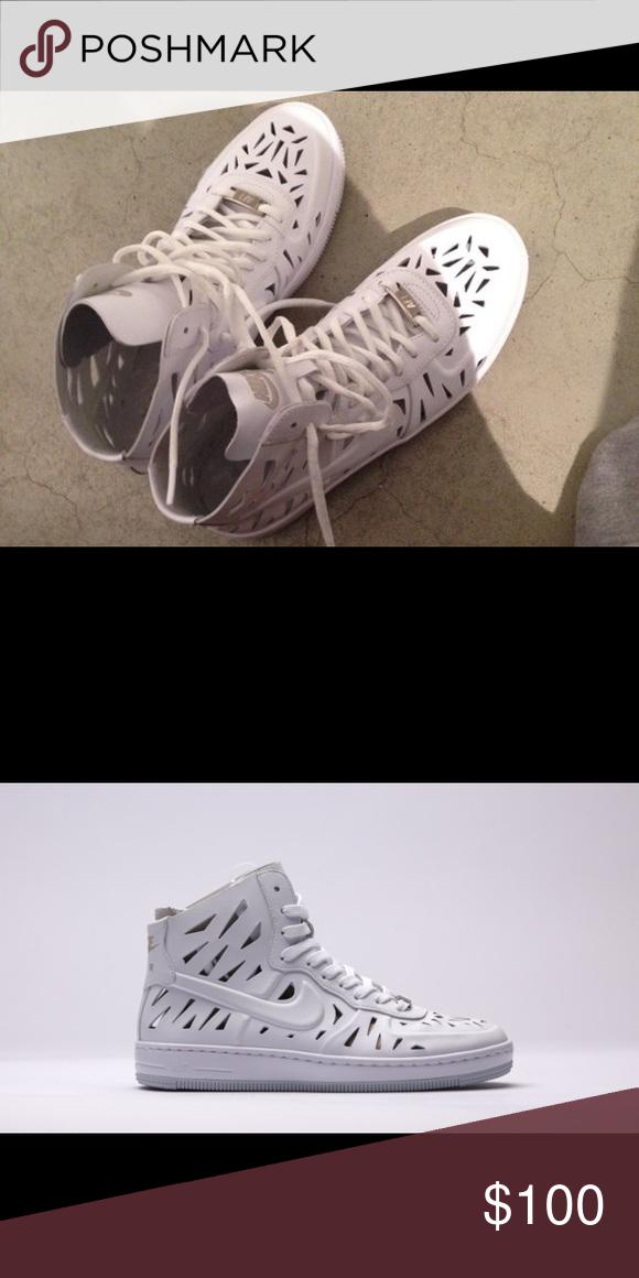 Nike air force 1 joli white