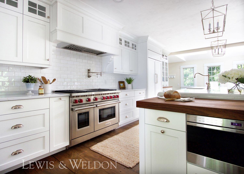 Classic Greek Revival Farmhouse Kitchen Kitchen Remodel Custom Kitchens Kitchen Inspirations
