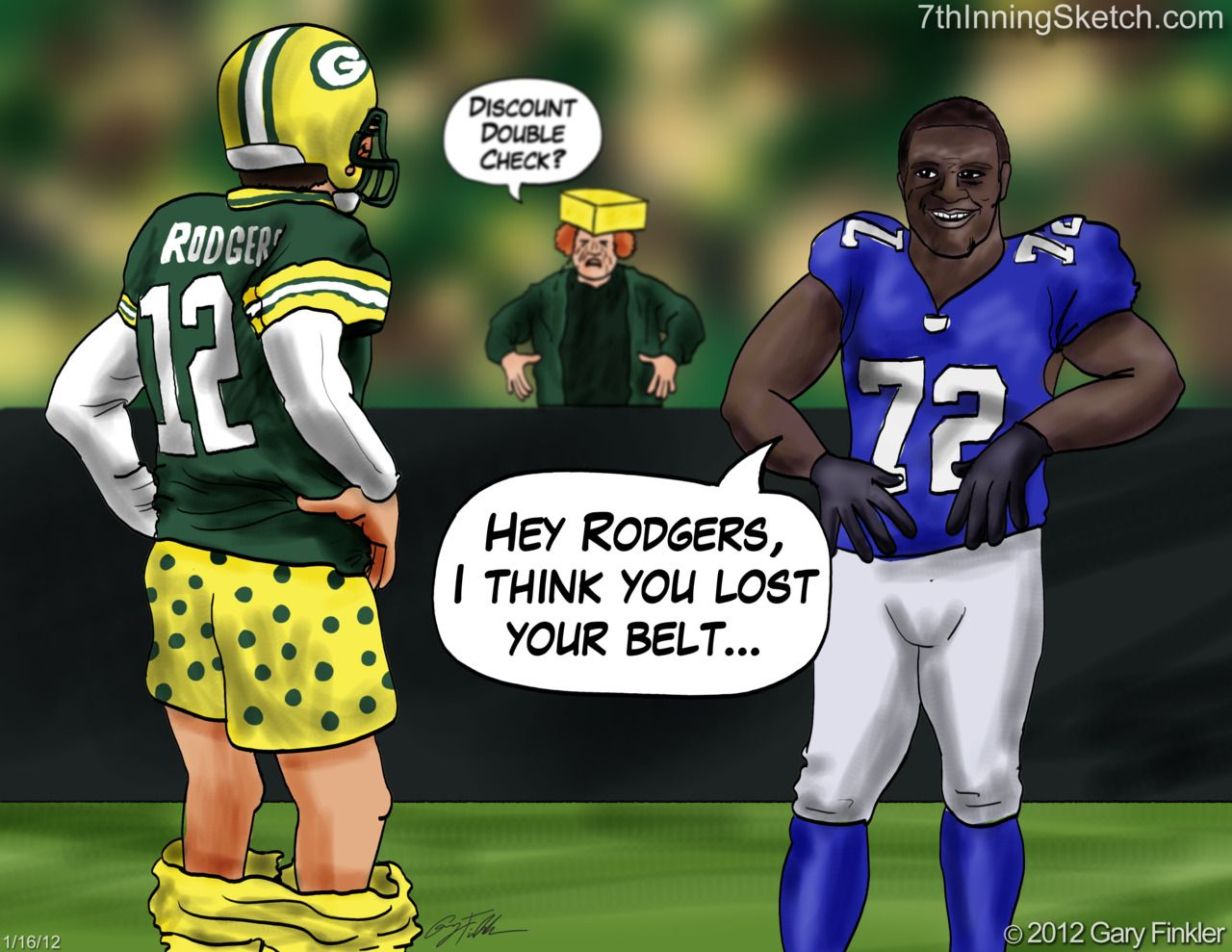 Green Bay Packers Football Football Funnies Green Bay Packers And Aaron Rodgers Discount Double Football Funny Packers Football Green Bay Packers Football