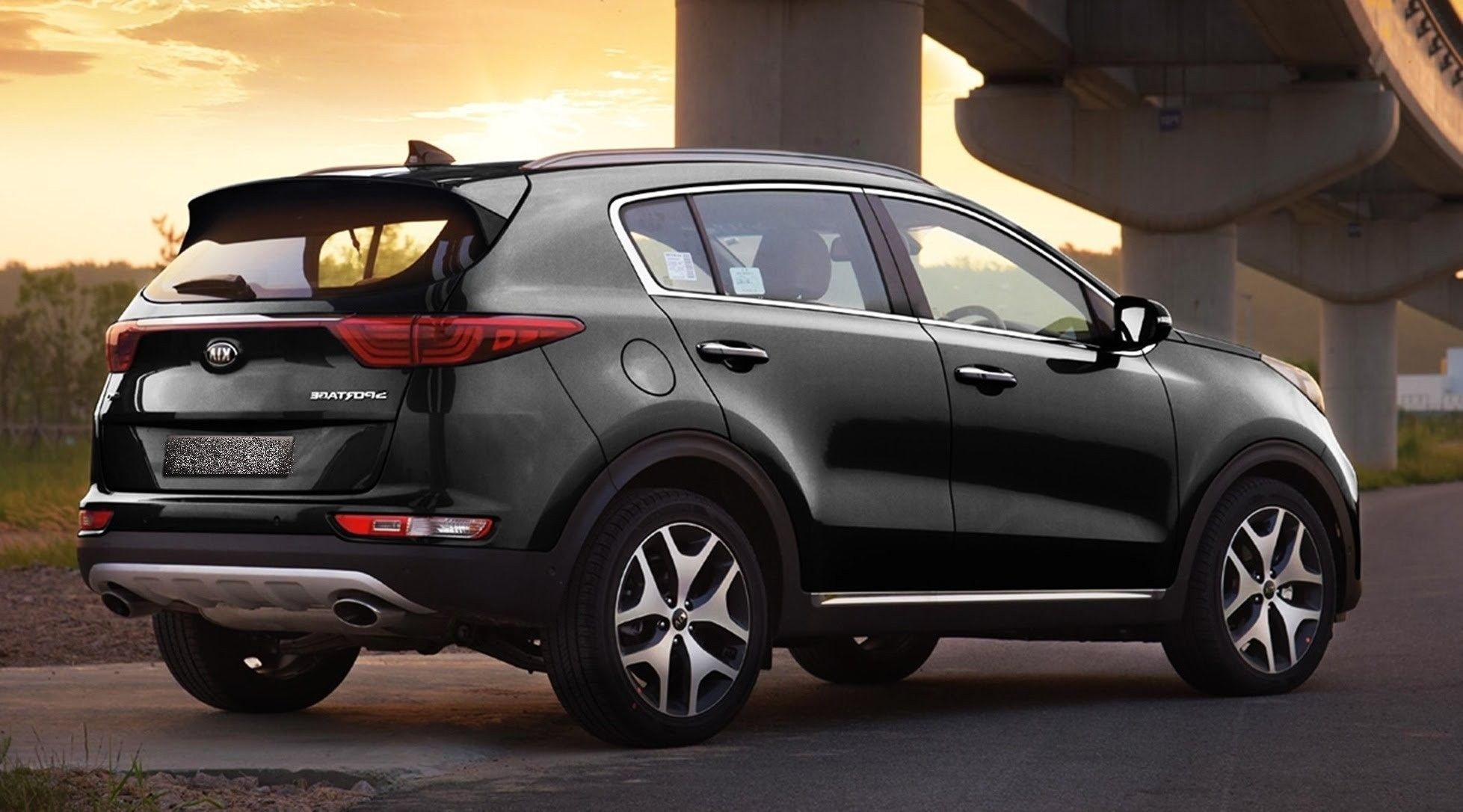 2019 Kia Sportage Sx Redesign Price And Review Sportage Kia Sportage Kia