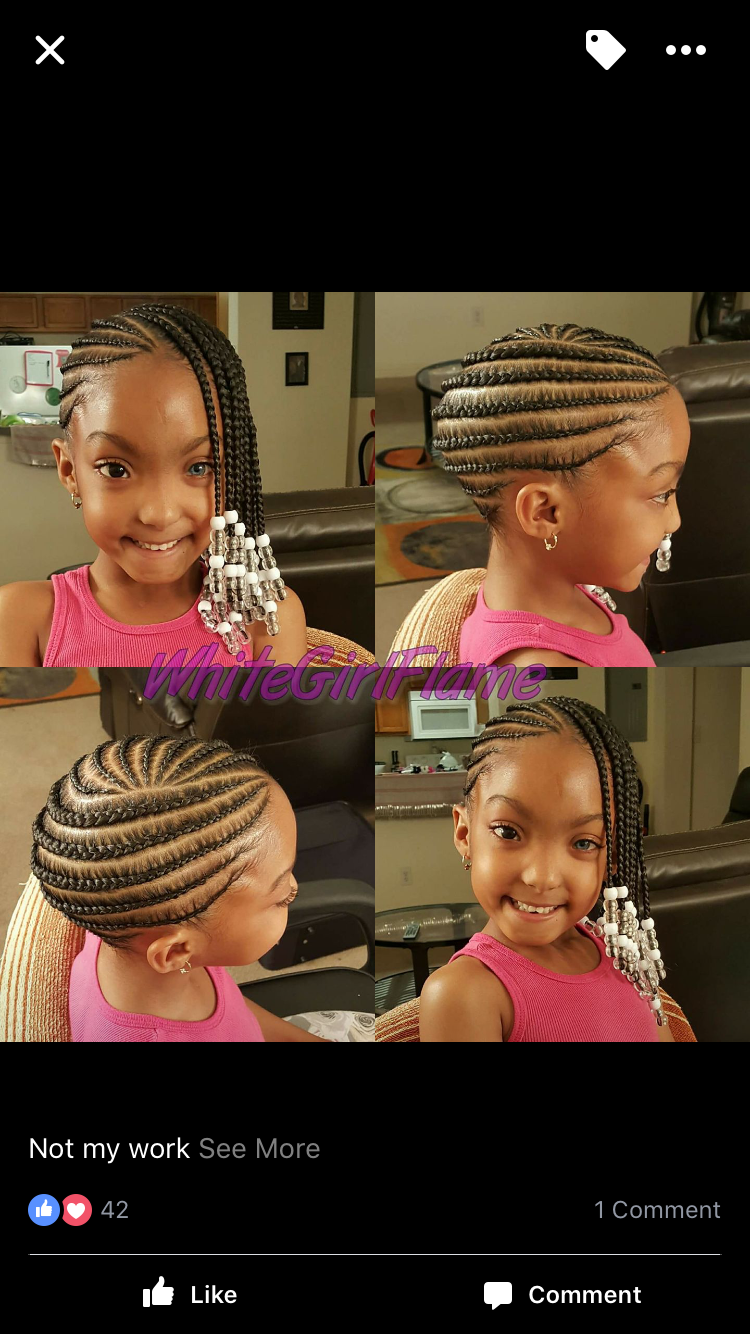 14 Fulani Braids Styles To Try Out Soon With Images Lil Girl