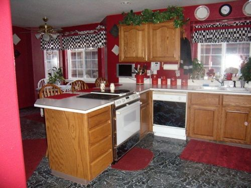 Wonderful Kitchen Decorating Ideas With Apple Theme Home