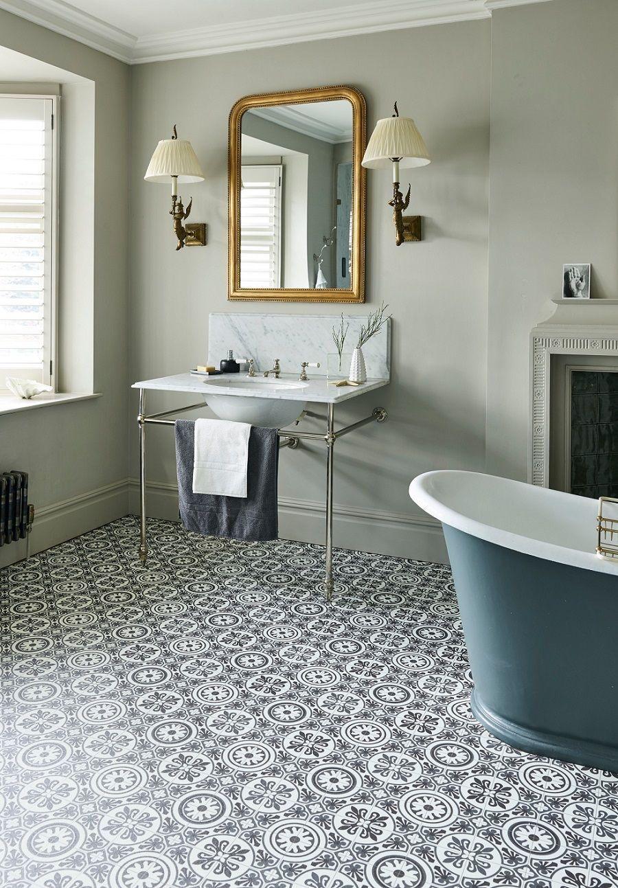 Great Tile Ideas For Small Bathrooms Bathroom Vinyl Vinyl Flooring Bathroom Vinyl Flooring