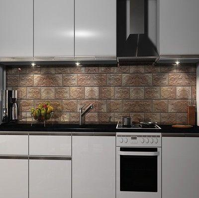 Klebefolie Küchenrückwand Möbel & Wohnen Kuechenrueckwand