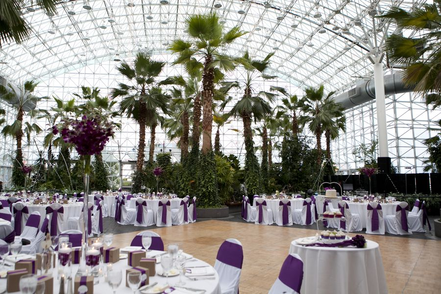 Consider The Crystal Gardens At Navy Pier Which Boasts A Breathtaking One Acre Botanical