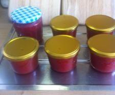Rezept Erdbeermarmelade von Lillyfeechen - Rezept der Kategorie Saucen/Dips/Brotaufstriche