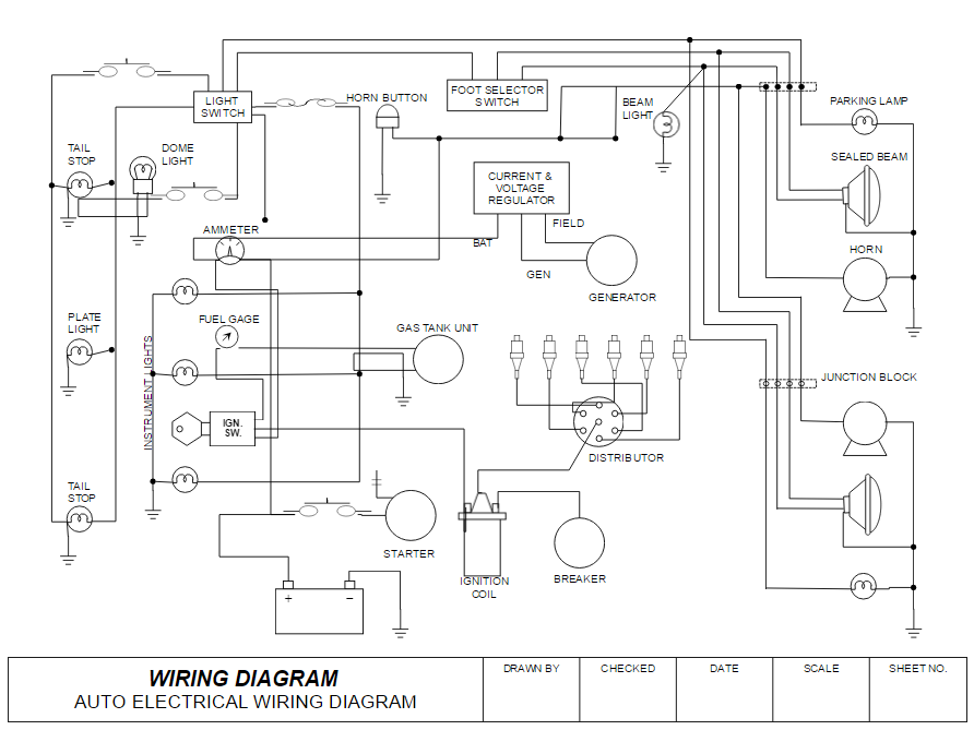 Wiring Diagram For House Http Bookingritzcarlton Info Wiring Diagram For House Diagram Circuit Diagram Electrical Diagram