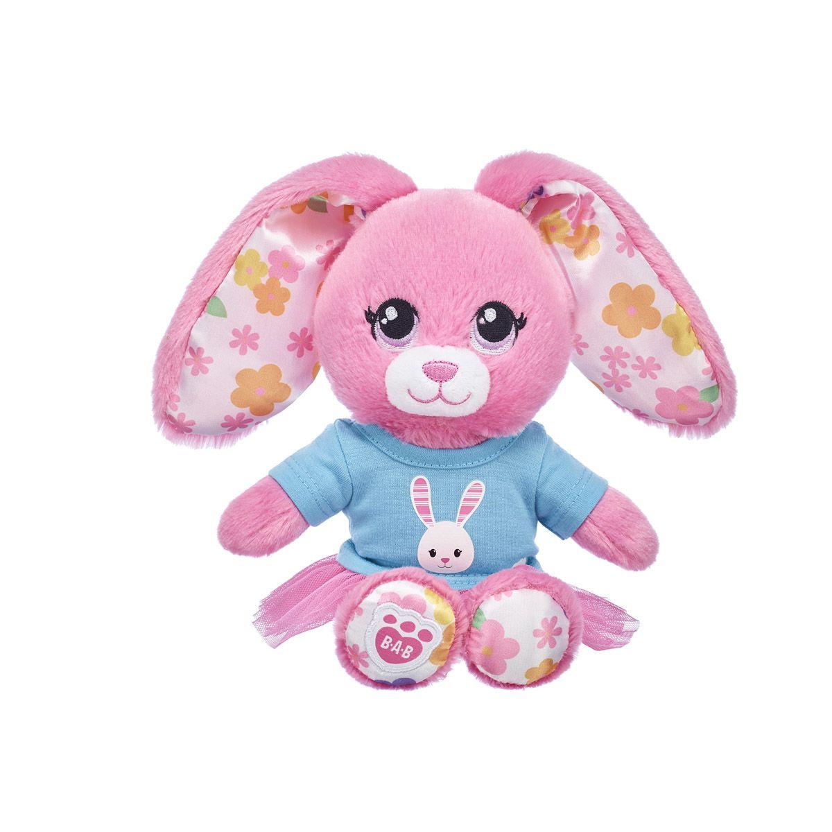 Unstuffed Good Condition Build-a-Bear Bunny Big Ears