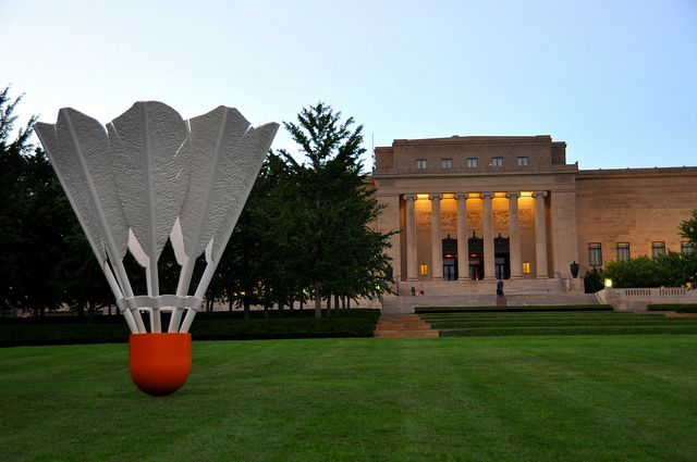 Nelson--Atkins Museum of Art, Kansas City, Missouri | Kids | City
