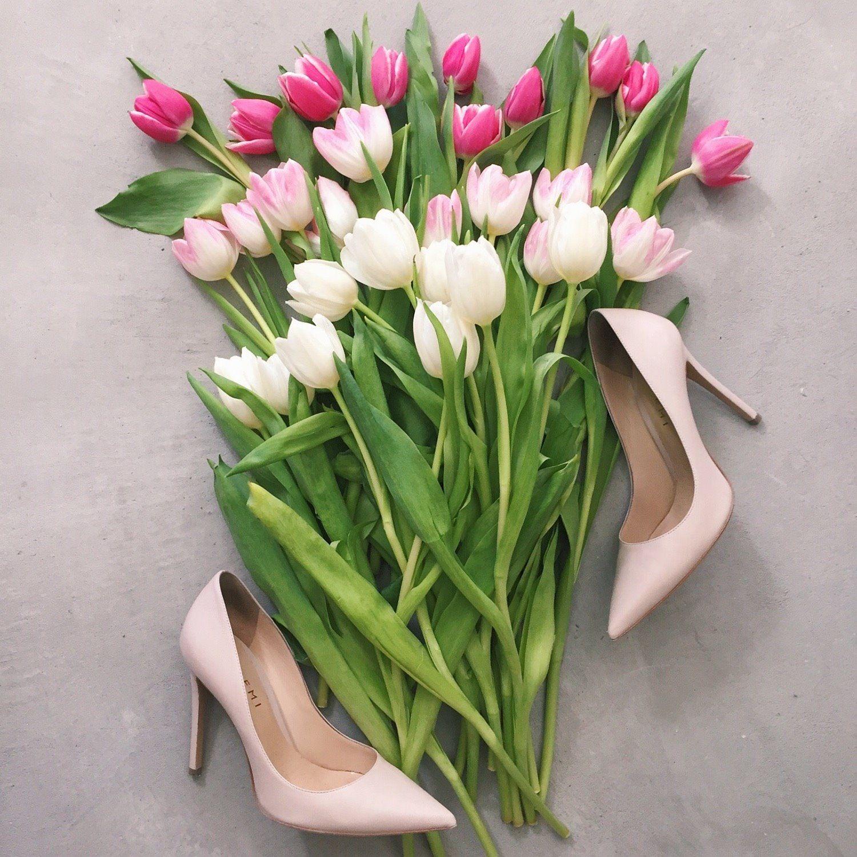 Heels and Tulips