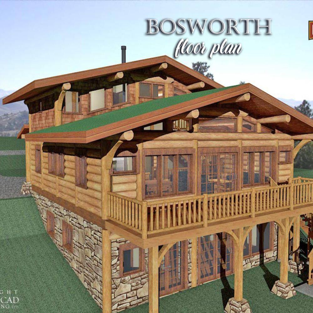 Log Home Floor Plans 500 1500 Sq Ft Cascade Handcrafted Log Homes Log Home Floor Plans Log Home Builders Log Home Designs