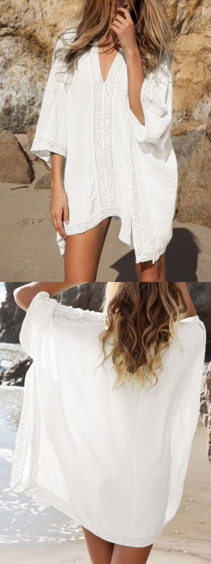 This is so pretty! Dress-top is a must when it comes to summer-time!