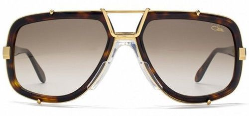 CAZAL 656 LEGENDS VINTAGE SUNGLASSES 624 GOLD BROWN AUTHENTIC NEW
