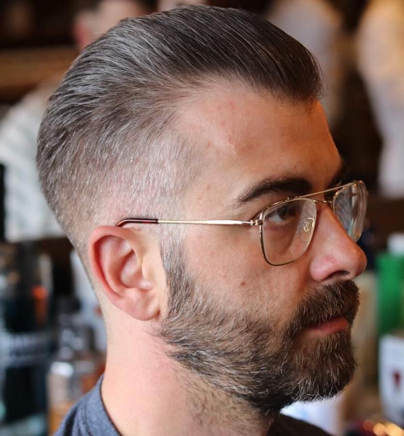 40 best haircuts for a receding hairline haircuts for