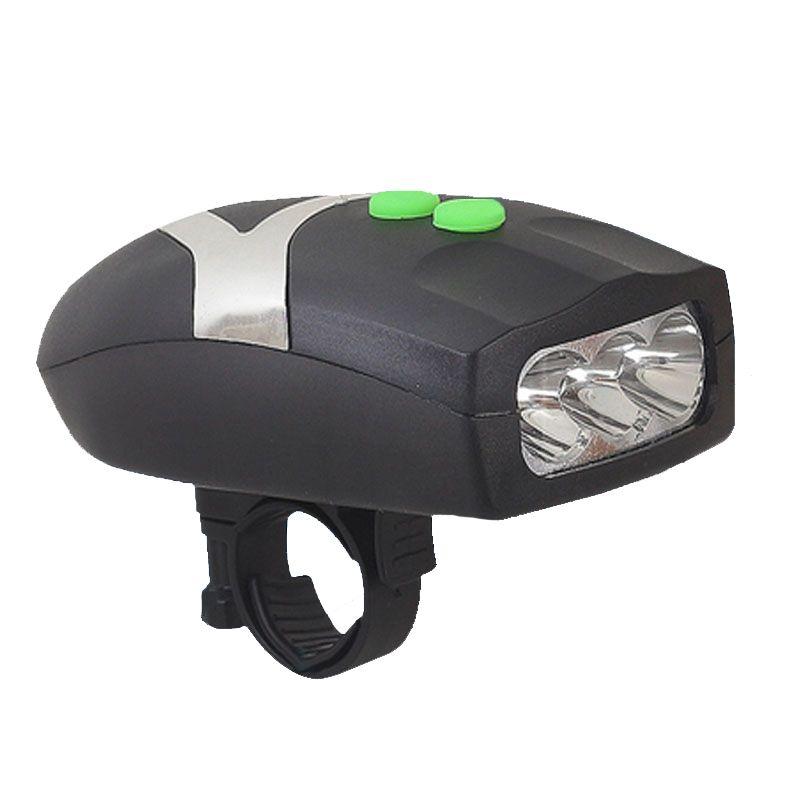 자전거 액세서리 울트라 밝은 도로 산악 자전거 꼬리 헤드 손전등 안전 경고 자전거 전면 램프 자전거 환승 LED 블랙