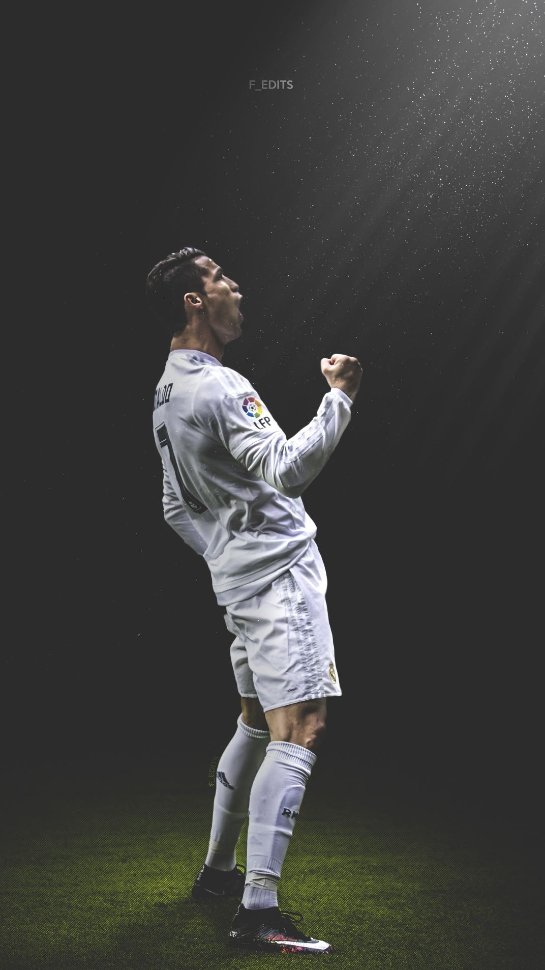 Iphone wallpaper tumblr football - Ronaldo Real
