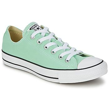 6a7b8aa2cc52a Converse ALL STAR SEASON OX Verde   Menta 350x350