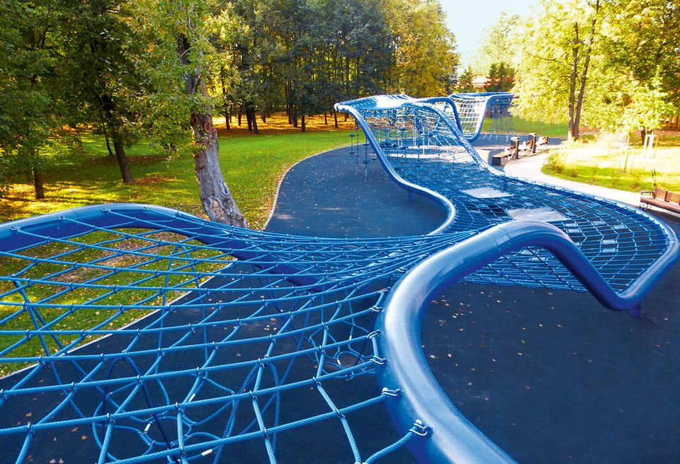 Loops de cuerdas corocord 3 playground design for Buscador de agua
