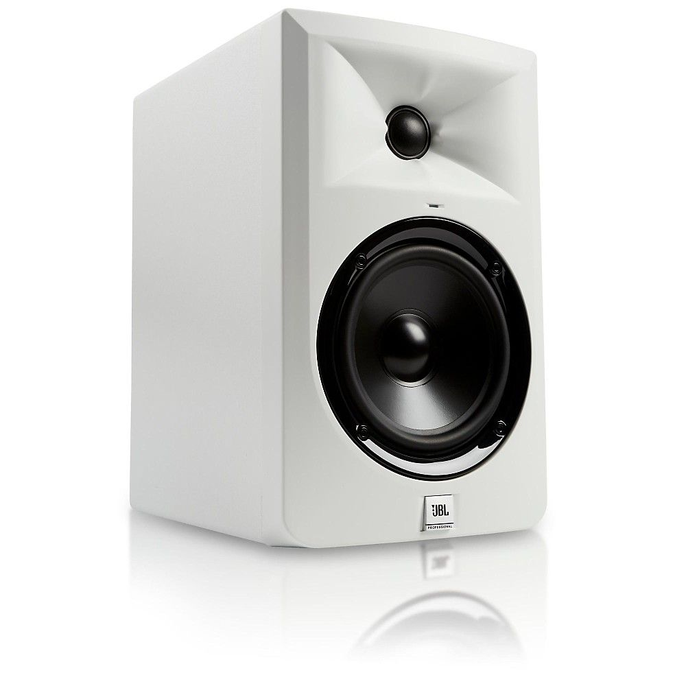 JBL LSR305 WH 5 Powered Studio Monitor