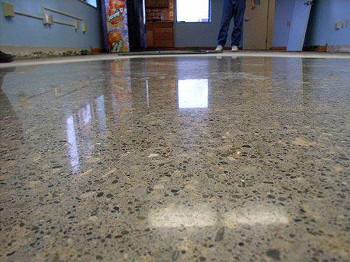 Bringing Concrete Floors To Life