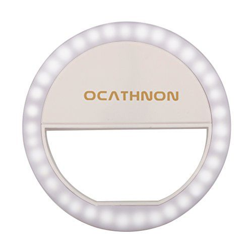 Ocathnon Selfie Ring Light 36 LED Photography/Vedio Light... https://www.amazon.ca/dp/B0144OGZ42/ref=cm_sw_r_pi_dp_x_bPCWybVC547AQ