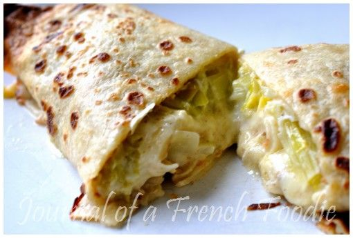 Savoury crpes filled with creamy cheesy leeks pancake batter 2 eggs another idea of savoury crpes the first one was here that comes from the cooks academy cookbook its easy to make cheesy and creamy with lots of ccuart Images