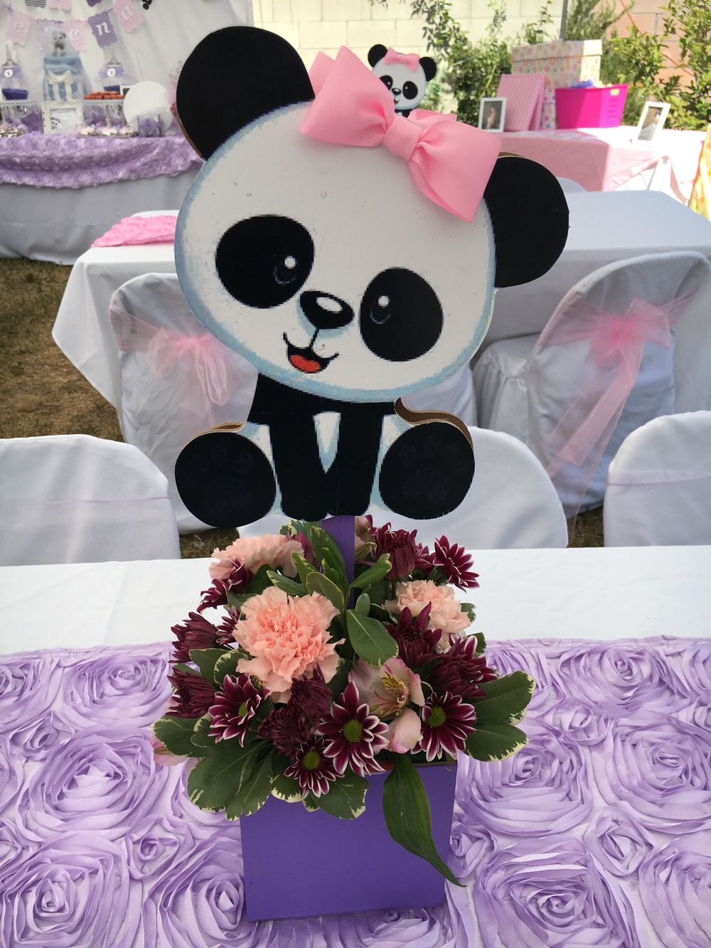panda baby shower baby shower pinterest centros de jungle baby shower centerpieces pinterest