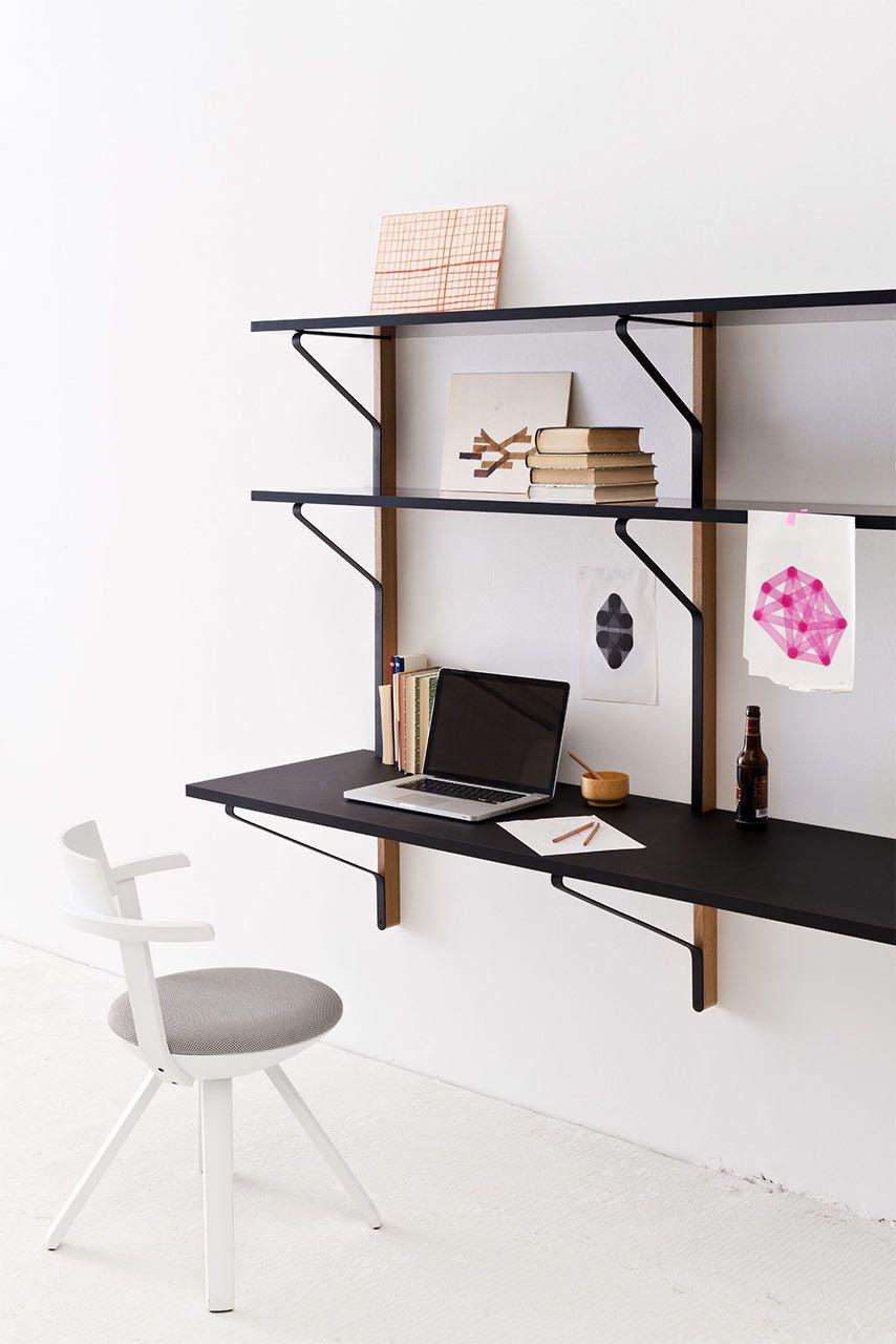home office multitasking. 11 Smart Pieces To Turn Any Room Into A Workstation | Home Office Multitasking Artek