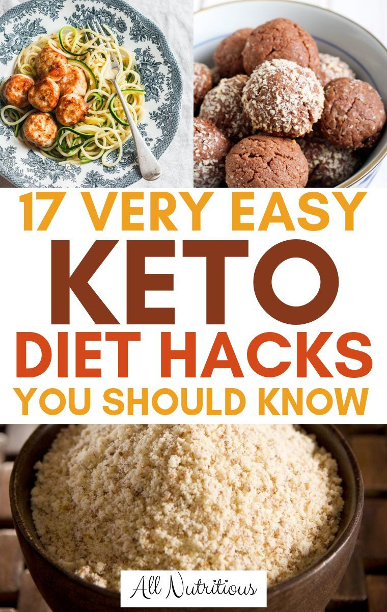 Photo of 17 Easy Keto Diet Hacks You Need to Know – All Nutritious