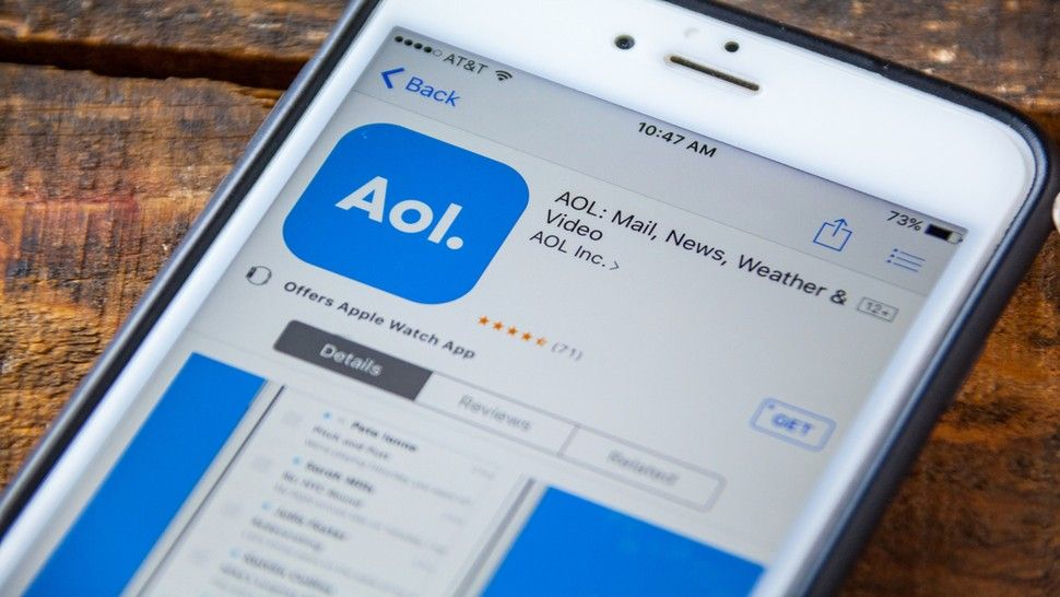 AOL is shutting down this service after 20 years Apple