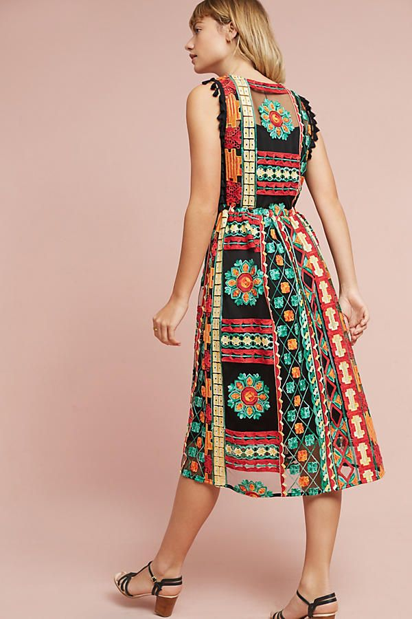 9d30d75837653 Saskia Embroidered Dress | indie westie | Fashion, Dress Shoes ...