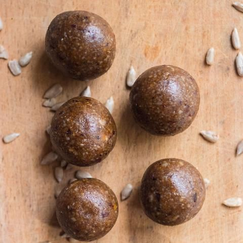 Stress-Adapt Protein Cookie Dough Bites #proteincookiedough Stress-Adapt Protein Cookie Dough Bites - Farmacopia #proteincookiedough